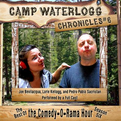 The Camp Waterlogg Chronicles 6 by Joe Bevilacqua audiobook