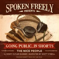 The Nice People by Henry Cuyler Bunner audiobook