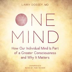 One Mind by Larry Dossey audiobook