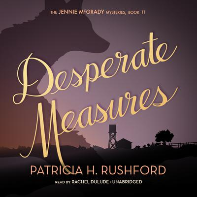 Desperate Measures by Patricia H. Rushford audiobook