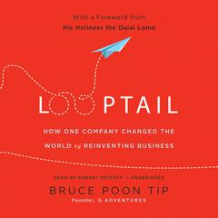 Looptail by Bruce Poon Tip audiobook