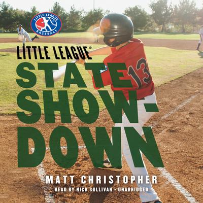 State Showdown by Matt Christopher audiobook