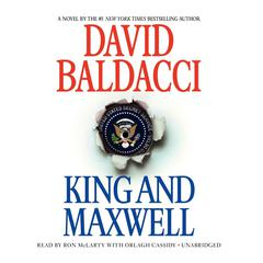 King and Maxwell by David Baldacci audiobook