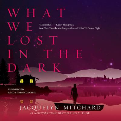 What We Lost in the Dark by Jacquelyn Mitchard audiobook