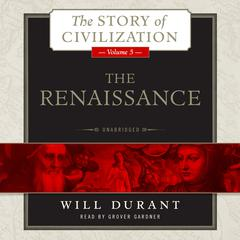 The Renaissance by Will Durant audiobook