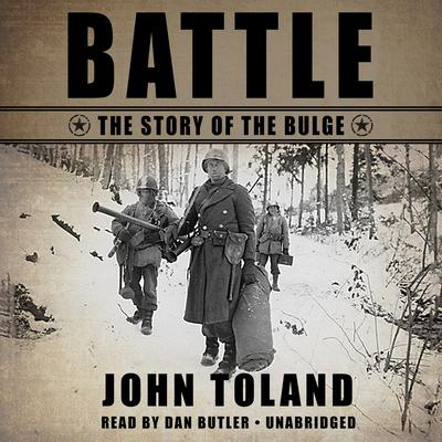 Battle by John Toland audiobook