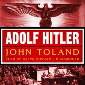 Adolf Hitler by  John Toland audiobook