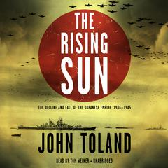 The Rising Sun by John Toland audiobook