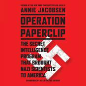 Operation Paperclip by  Annie Jacobsen audiobook