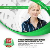 What Is Marketing and Sales? by  Dr. Larry Iverson audiobook