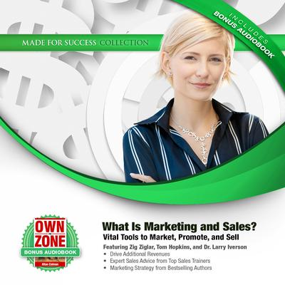 What Is Marketing and Sales? by Zig Ziglar audiobook