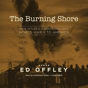 The Burning Shore by  Ed Offley audiobook