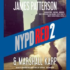NYPD Red 2 by James Patterson audiobook