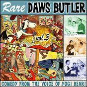 Rare Daws Butler, Vol. 3 by  Don Messick audiobook