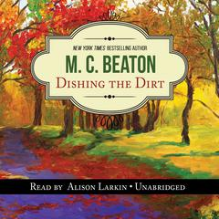 Dishing the Dirt by M. C. Beaton