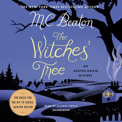The Witches' Tree by M. C. Beaton audiobook