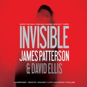 Invisible by  David Ellis audiobook