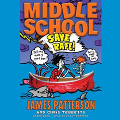 Save Rafe! by James Patterson audiobook