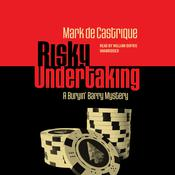 Risky Undertaking by  Mark de Castrique audiobook