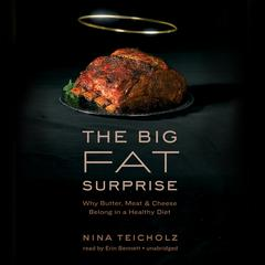 The Big Fat Surprise by Nina Teicholz audiobook
