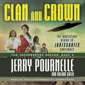 Clan and Crown by  Jerry Pournelle audiobook