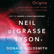 Origins by  Neil deGrasse Tyson audiobook