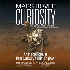 Mars Rover Curiosity by Rob Manning audiobook