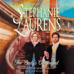 The Lady's Command by Stephanie Laurens audiobook