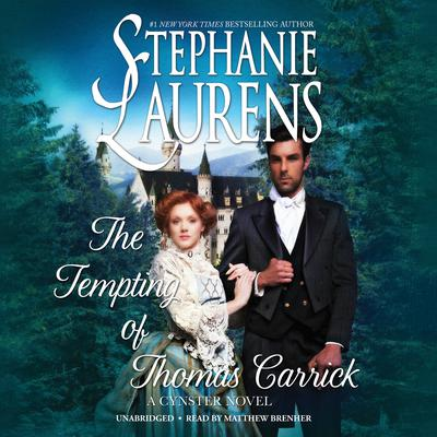 The Tempting of Thomas Carrick by Stephanie Laurens audiobook