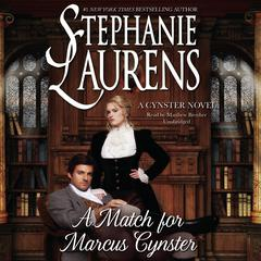 A Match for Marcus Cynster by Stephanie Laurens audiobook