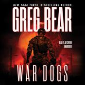 War Dogs by  Greg Bear audiobook