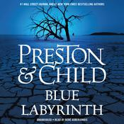 Blue Labyrinth by  Douglas Preston audiobook