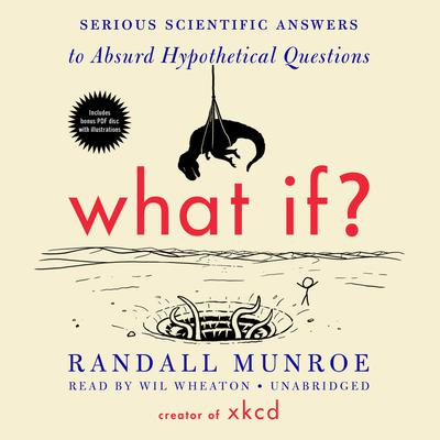 What If? by Randall Munroe audiobook