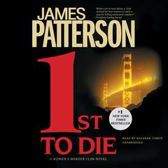 1st to Die by James Patterson audiobook