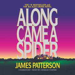 Along Came a Spider by James Patterson audiobook