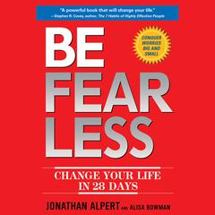Be Fearless by Jonathan Alpert audiobook