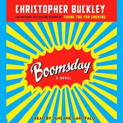 Boomsday by Christopher Buckley audiobook