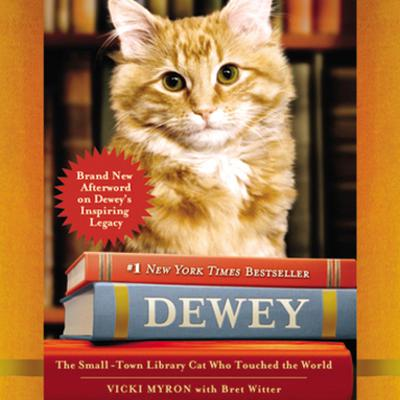 Dewey by Vicki Myron audiobook