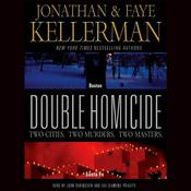 Double Homicide by  Jonathan Kellerman audiobook