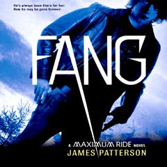 Fang by James Patterson audiobook