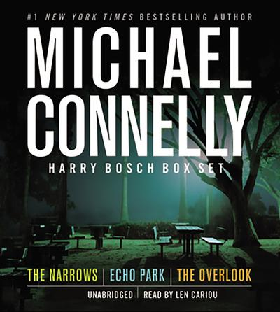 Harry Bosch Box Set by Michael Connelly audiobook
