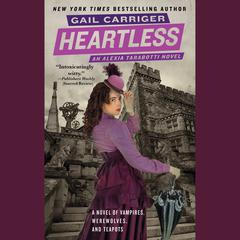 Heartless by Gail Carriger audiobook