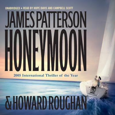 Honeymoon by James Patterson audiobook