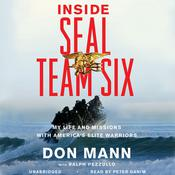Inside SEAL Team Six by  Don Mann audiobook