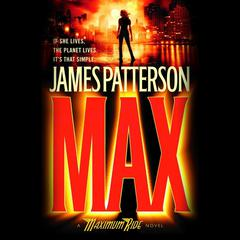 Max by James Patterson audiobook