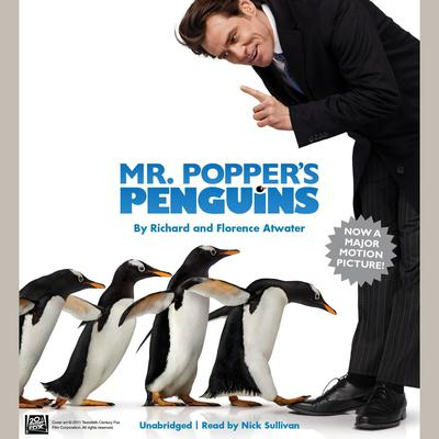 Mr. Popper's Penguins by Richard Atwater audiobook