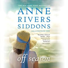 Off Season by Anne Rivers Siddons audiobook