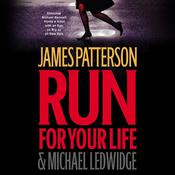 Run for Your Life by  Michael Ledwidge audiobook