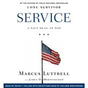 Service by  Marcus Luttrell audiobook