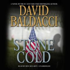 Stone Cold by David Baldacci audiobook